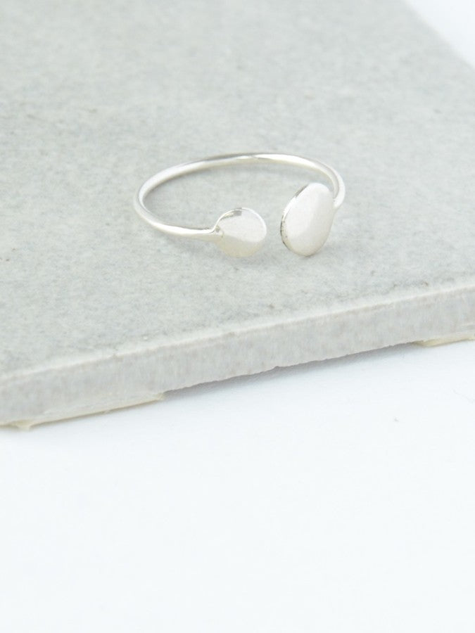 Dot Ring - Silver - Small Things Fair Trade