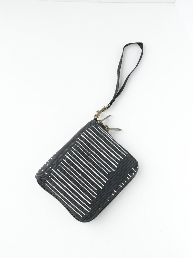 Pick Up Sticks Mini Zip Wallet - Small Things Fair Trade