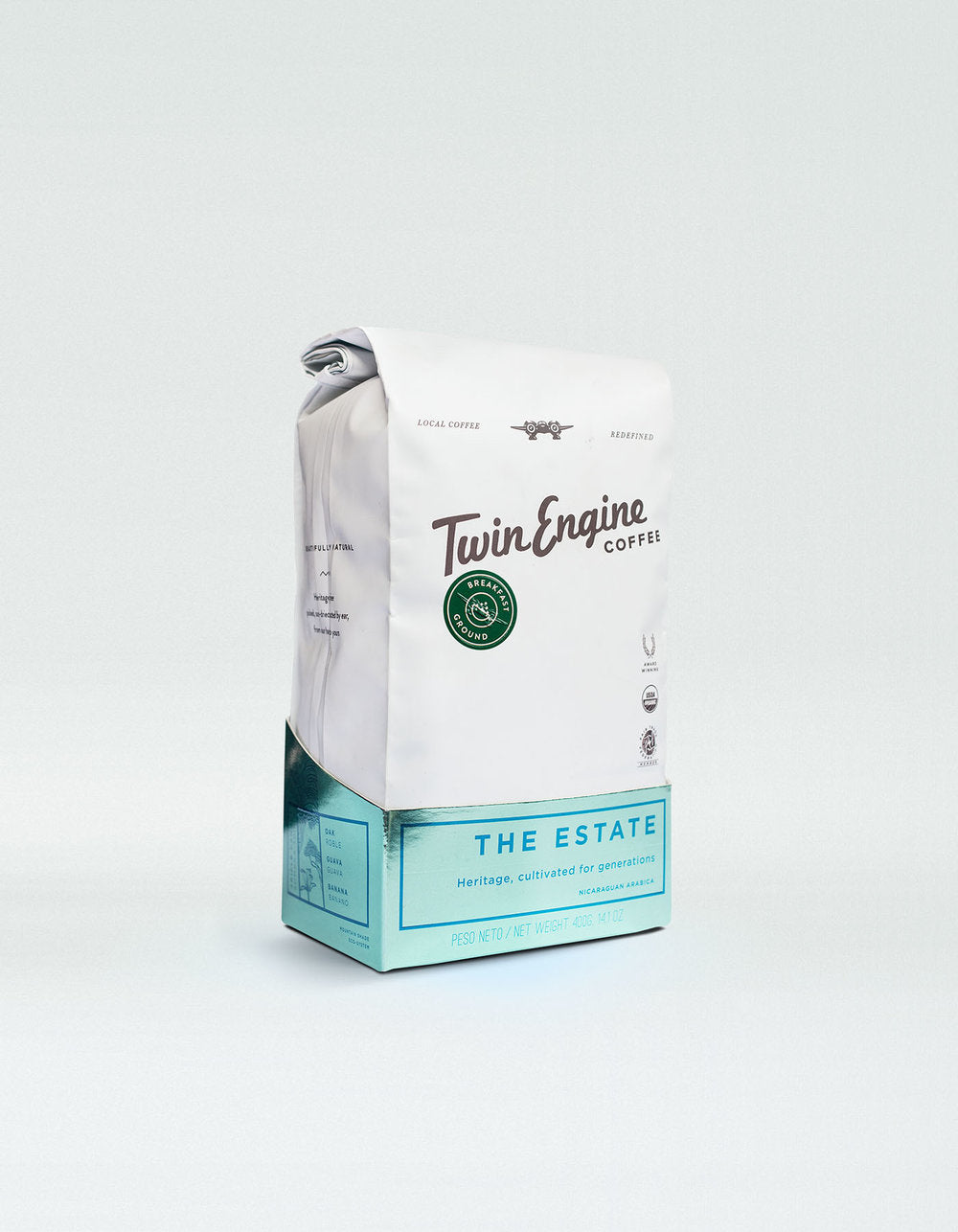 Twin Engine Coffee - Estate - Small Things Fair Trade