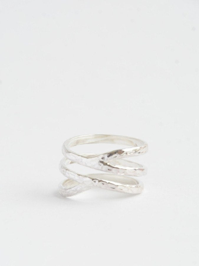 Esperanza Sterling Ring - Small Things Fair Trade