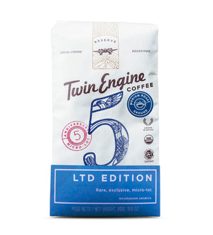 Twin Engine Coffee - The 5