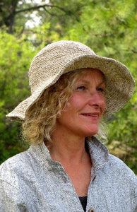 Hemp Sun Hat - Small Things Fair Trade