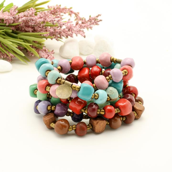 Diffuser Bracelet - Haiti - Small Things Fair Trade