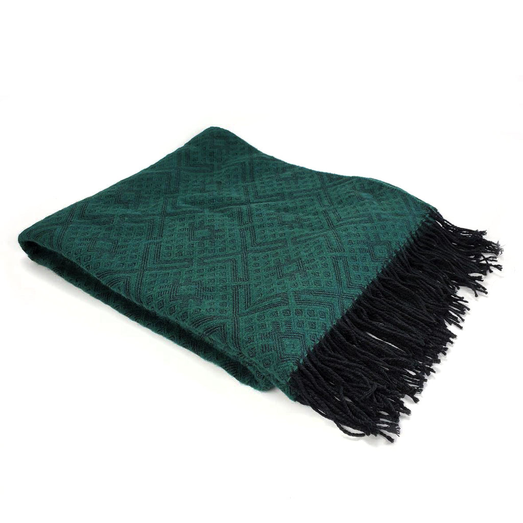 Pine Throw Blanket