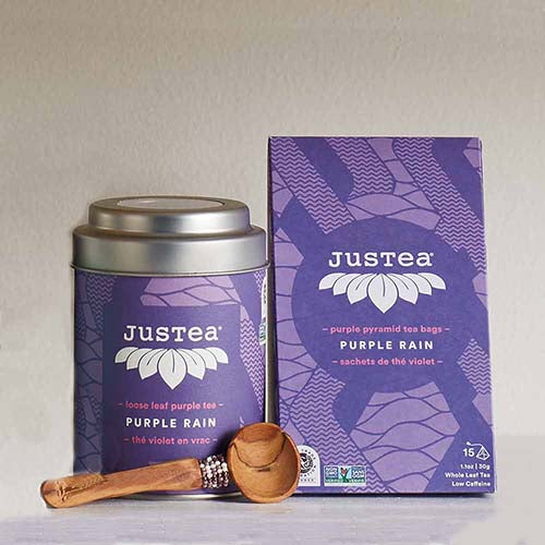 Purple Rain Tea - Looseleaf - Small Things Fair Trade