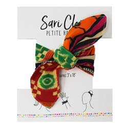 Sari Chic - Petite Hair Tie - Small Things Fair Trade