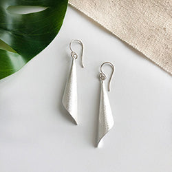 Conical Earrings (Sterling)