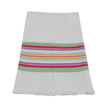 Antigua Stripe Towel - Multicolor - Small Things Fair Trade