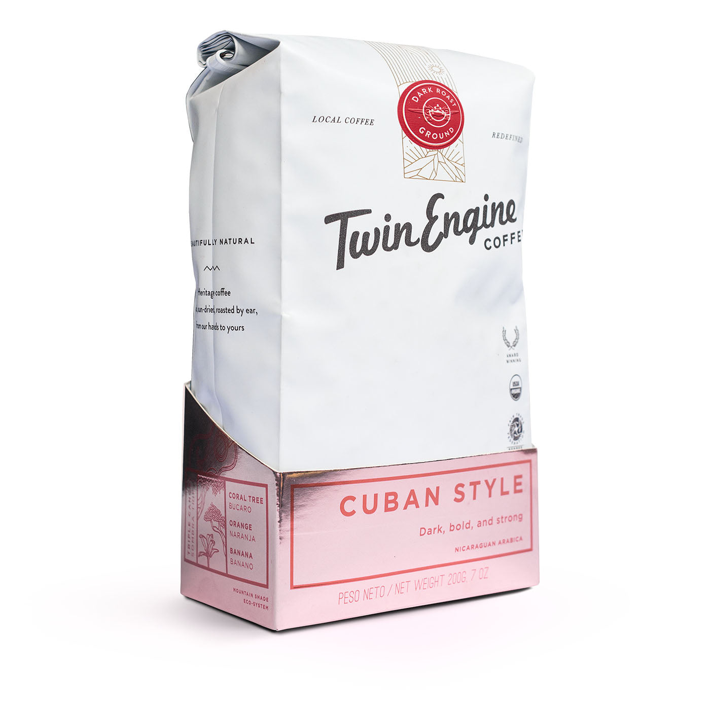 Twin Engine Coffee - Cuban Style