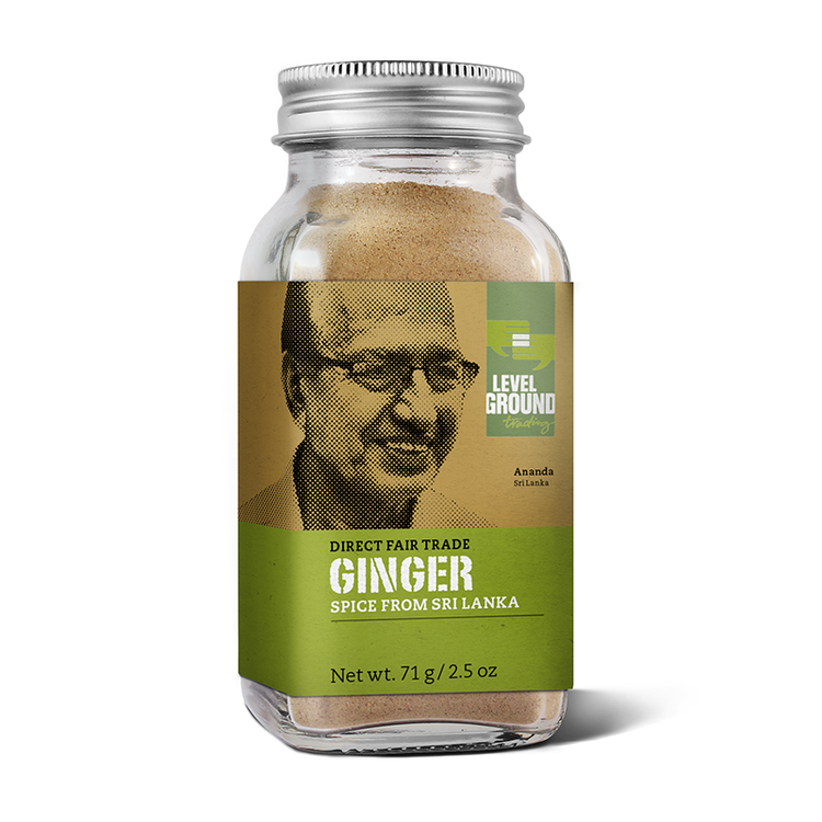 Ginger - organic - Small Things Fair Trade
