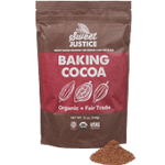 Sweet Justice Baking Cocoa - Small Things Fair Trade