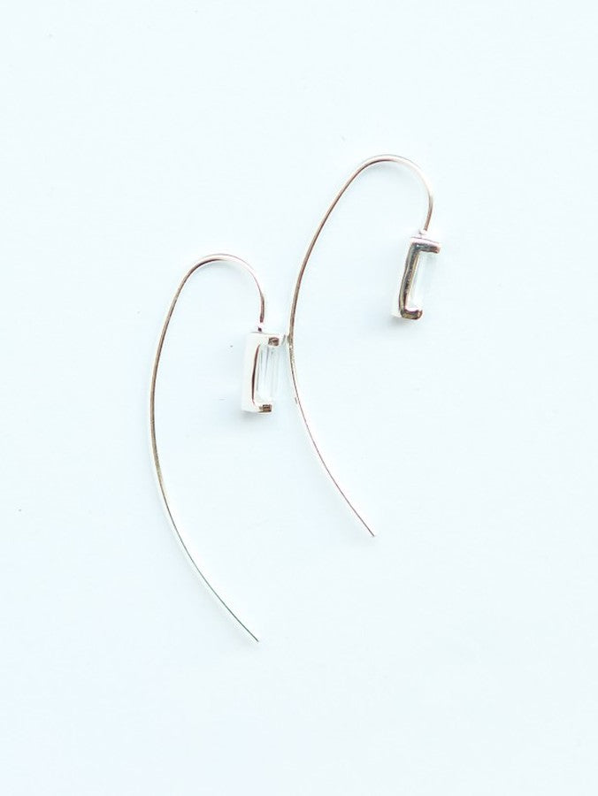 Prism Sterling Earrings - Small Things Fair Trade