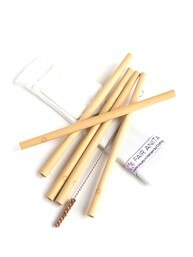 Bamboo Straw Set - Small Things Fair Trade