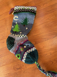 Christmas Stocking (various colors/patterns)
