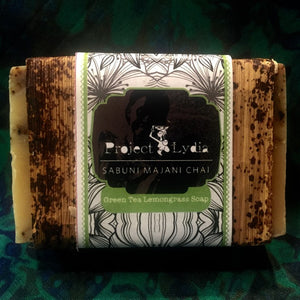 Green Tea Soap - Small Things Fair Trade