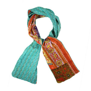 Sari Chic Scarf - Cotton