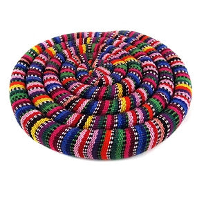 Spiral Spiced Trivet - Large - Small Things Fair Trade