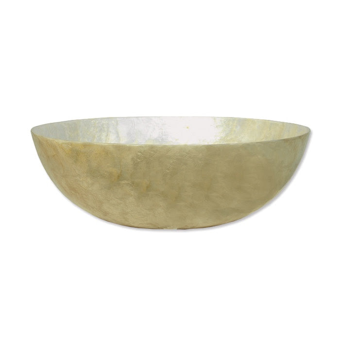 Capiz Shell Large Bowl
