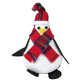 Penguin Ornament - Small Things Fair Trade