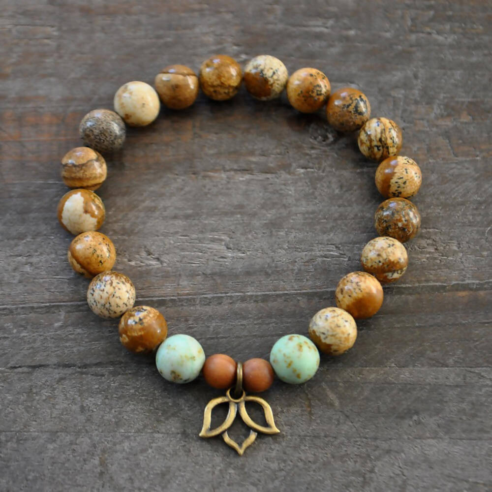 Bracelet d'intention | Turquoise