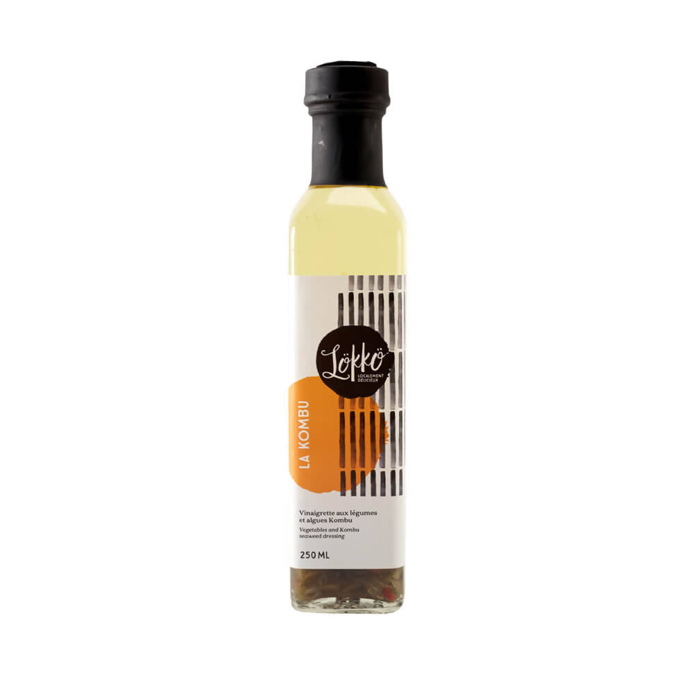 Vinaigrette | La kombu | Wholesale