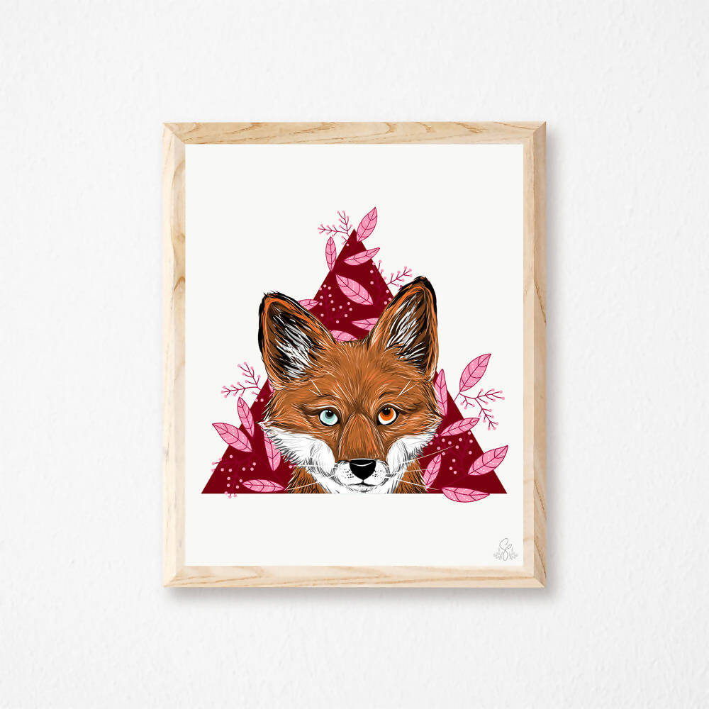 Illustration Renard