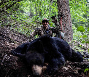 Spring Bear Hunting out West Unguided