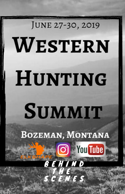 ElkShape Podcast EP 80 - LIVE from the Western Hunting Summit