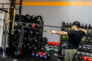 Archery Shoulder Exercises