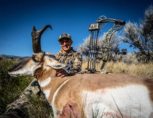 Archery Antelope & Backcountry Nutrition for Elk