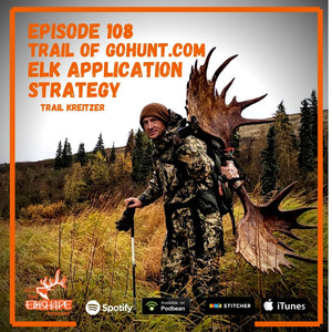Trail from GOHUNT.com on Elk Application Strategy