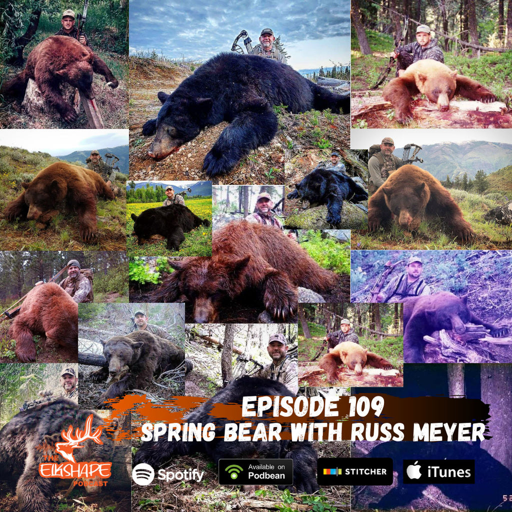 Russ Meyer on DIY Spring Bear Hunts