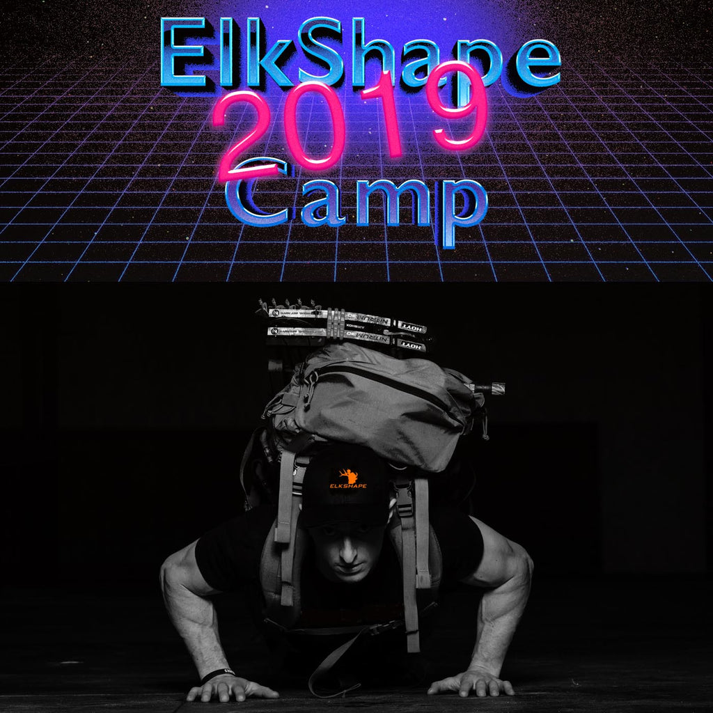 ElkShape Camp # 2 Registation