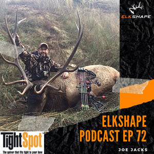 ElkShape Podcast EP 72 - Joe Jacks