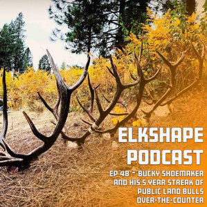 ElkShape Podcast EP 48 - Bucky & the 5 Year Run