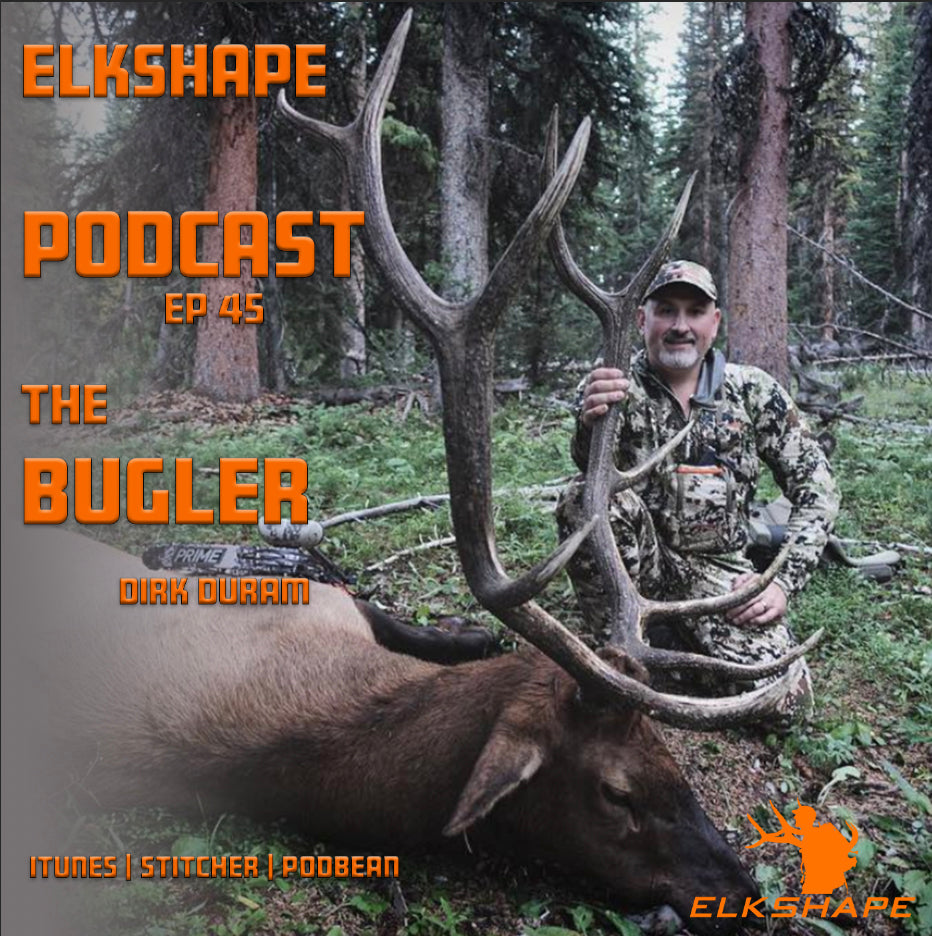 ElkShape Podcast EP 45 - The Bugler