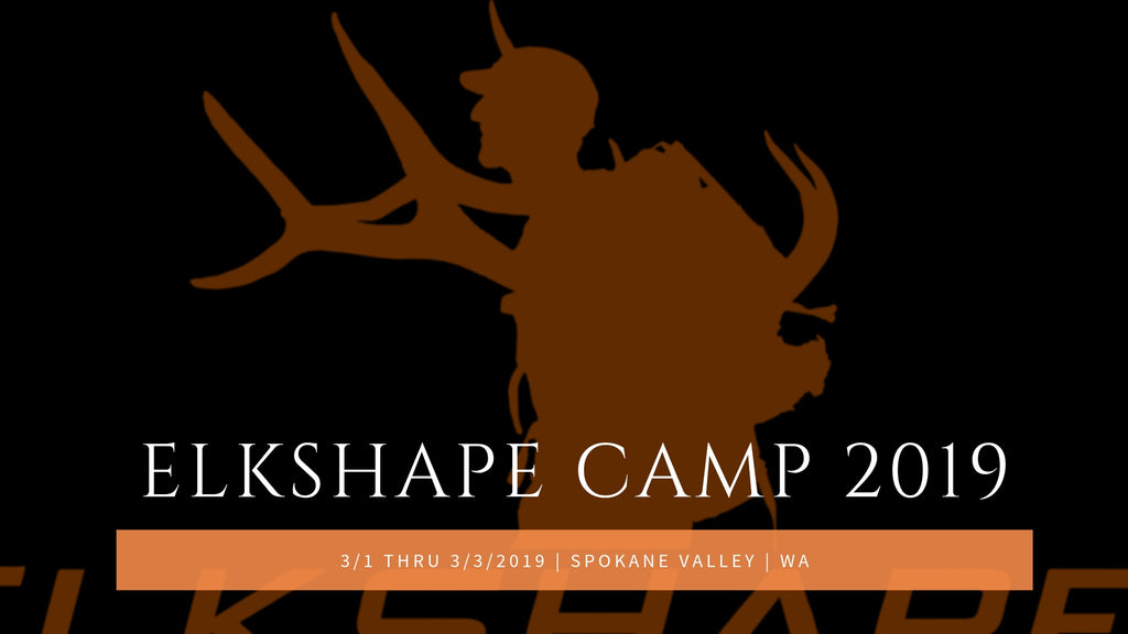 ElkShape Camp 2019 Video Update