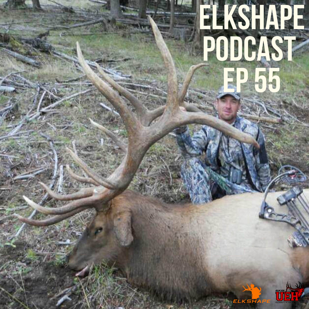 ElkShape Podcast EP 55 - Brian Rhead & the blue collar GRAND SLAM
