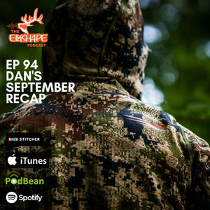 ElkShape Podcast EP 94 - Dan's September 2019 Recap