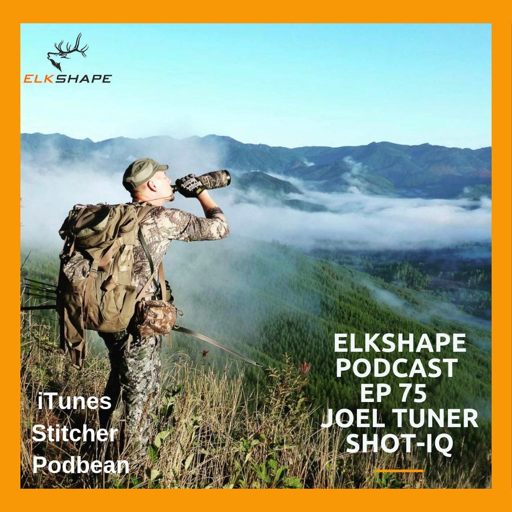 ElkShape Podcast EP 75 - Joel Turner Flips the Script