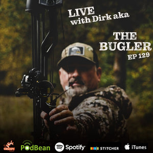 LIVE Q & A with Dirk aka THE BUGLER