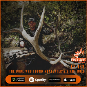 The Dude who found Steve Rinella's Washington Bull (Meateater), Solo Elk Hunting & Solo Filming Hunts