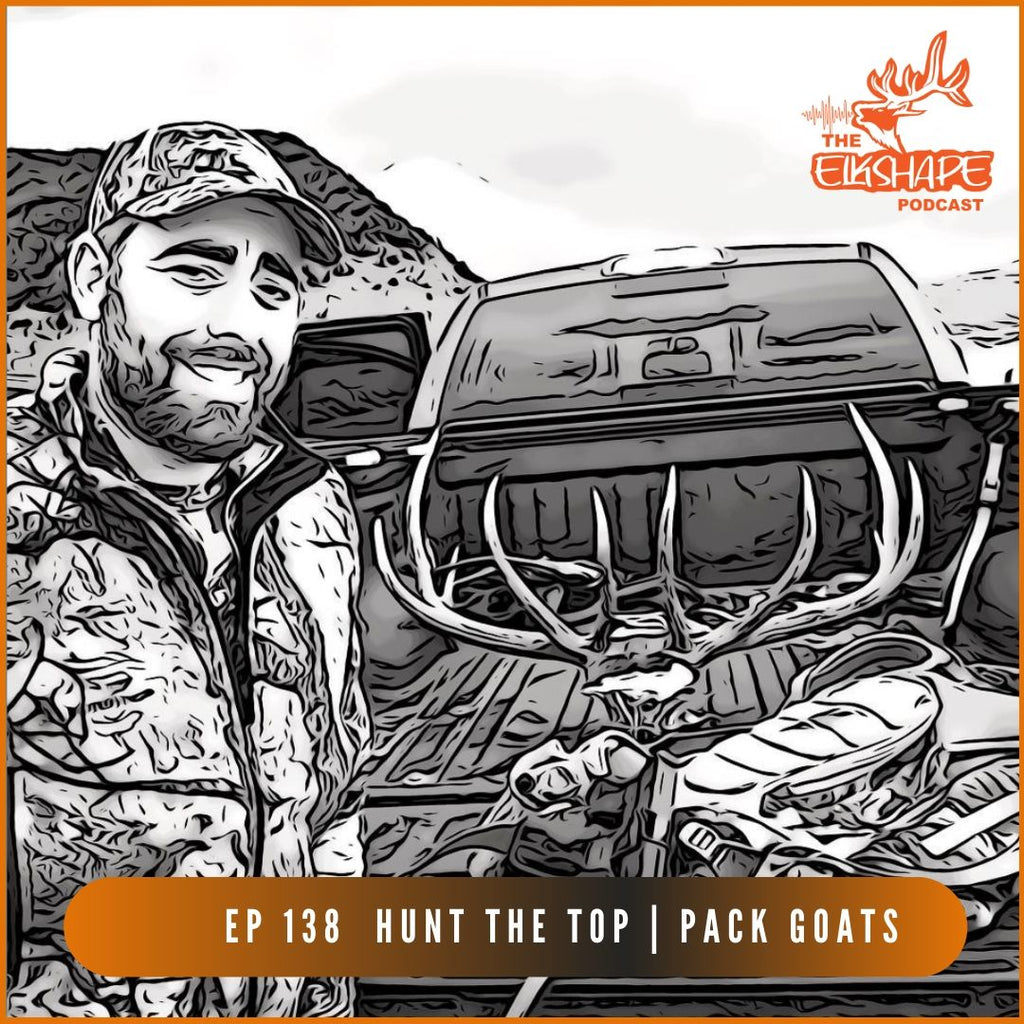 Hunt the Top Crew Member Matt Kane and Pack Goats for the Backcountry