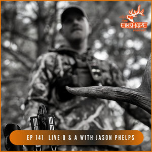 LIVE Q & A with Jason Phelps