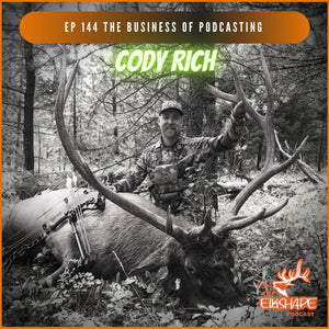 Cody Rich and the Business of Podasting