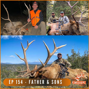 Santino Castellanos - Colorado Father & Both of his Boys Punch Their Tags