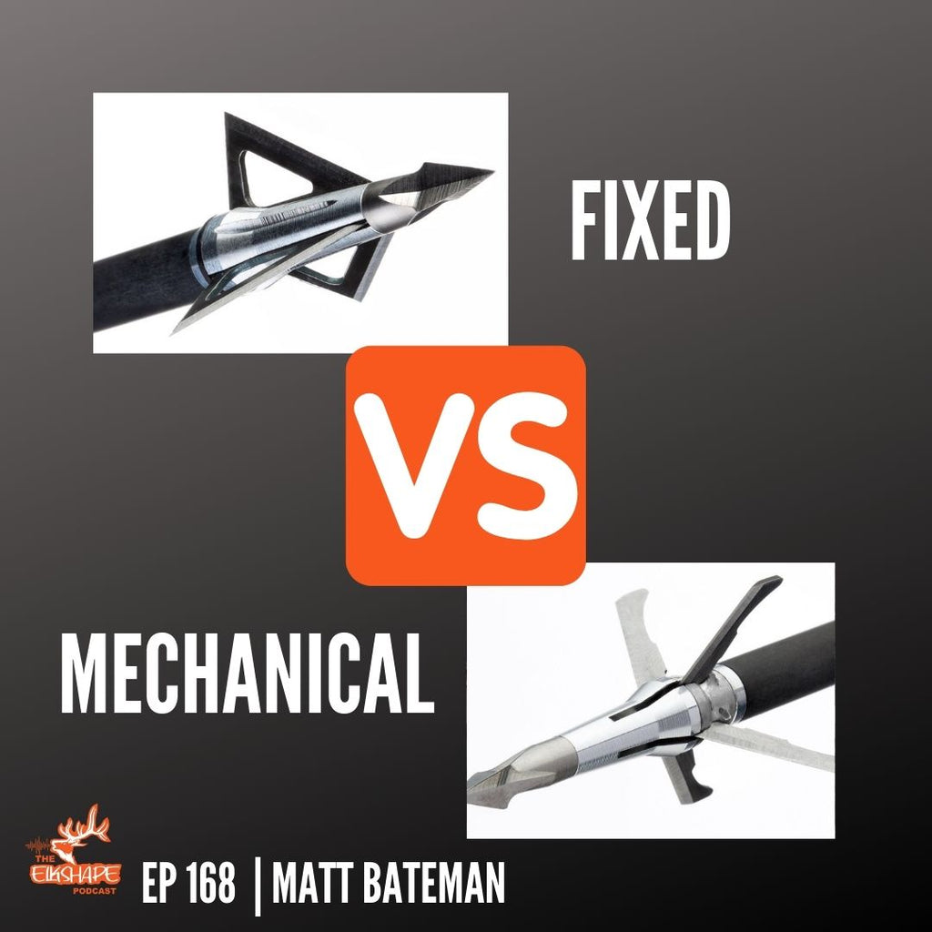 FIXED vs MECHANICAL Broadheads
