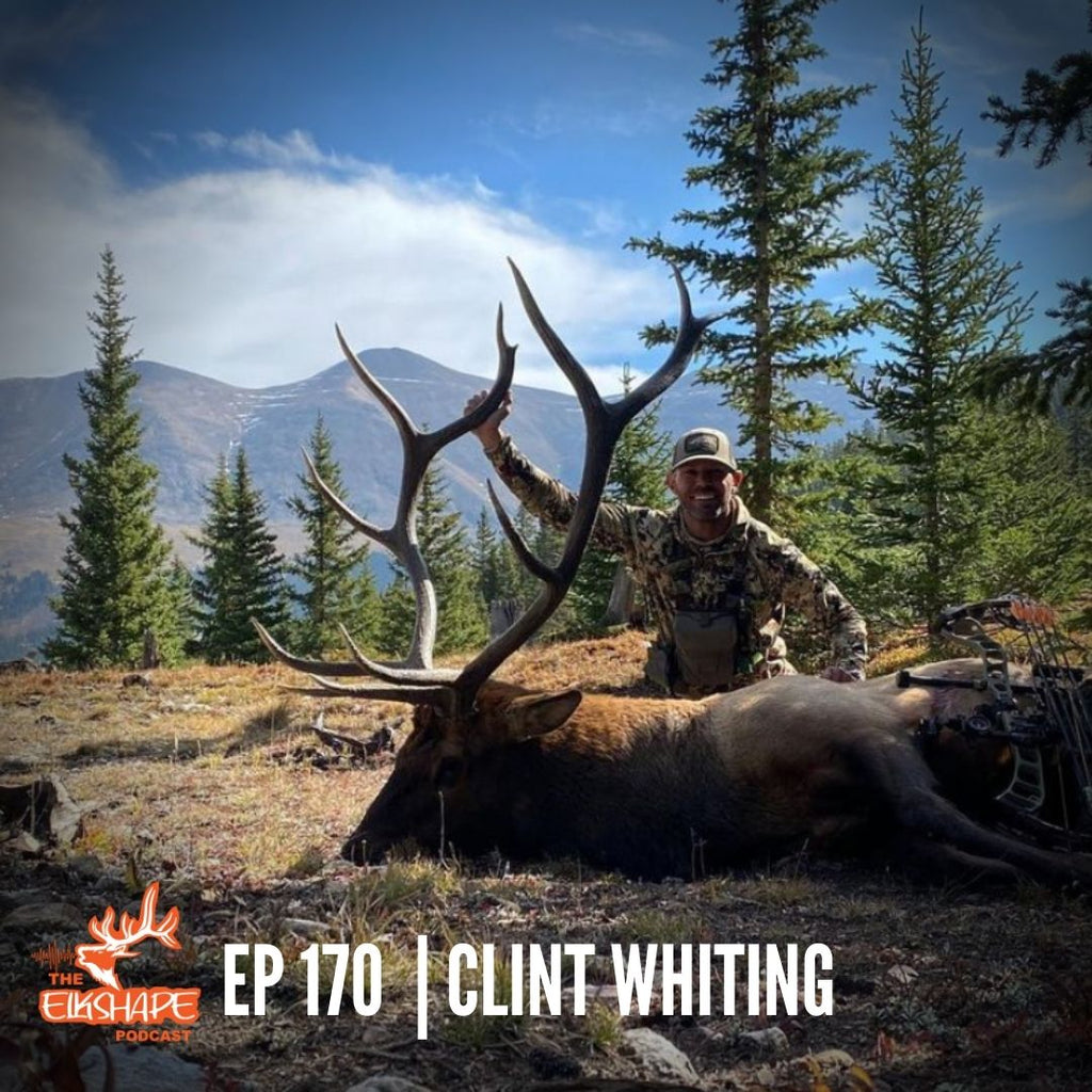 How to Prepare MENTALLY for Public Land Elk Hunting with Clint Whiting