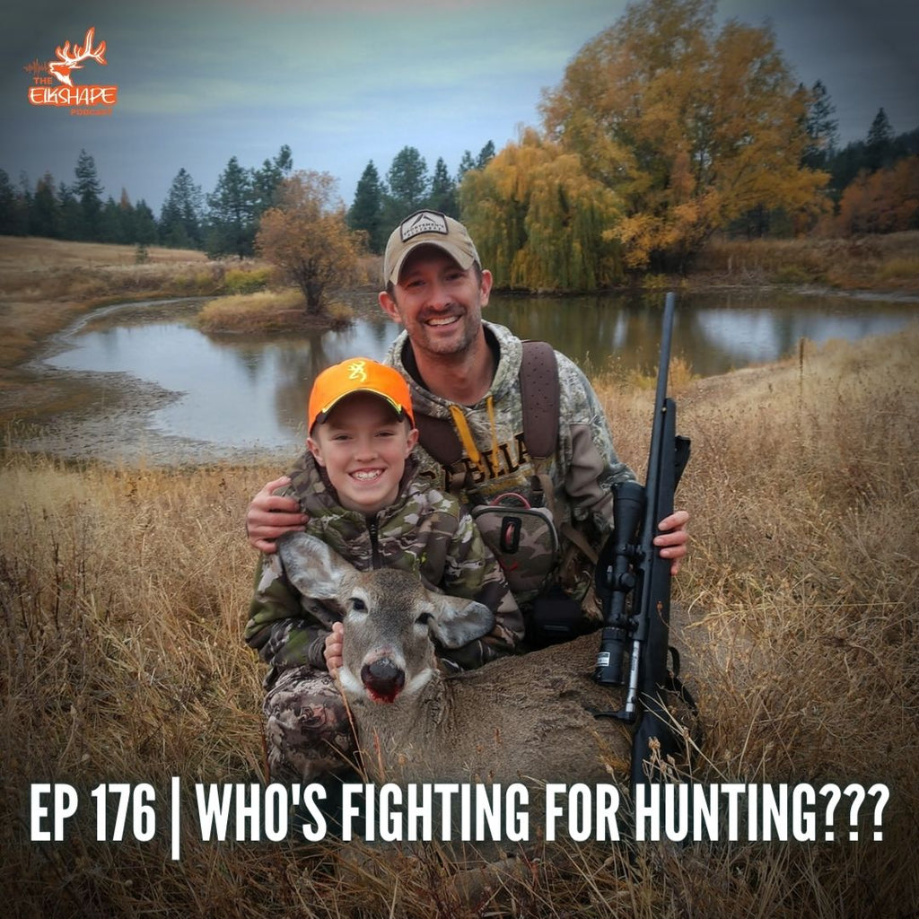 Who is FIGHTING for Hunting?  Brian Lynn of Sporsmen's Alliance