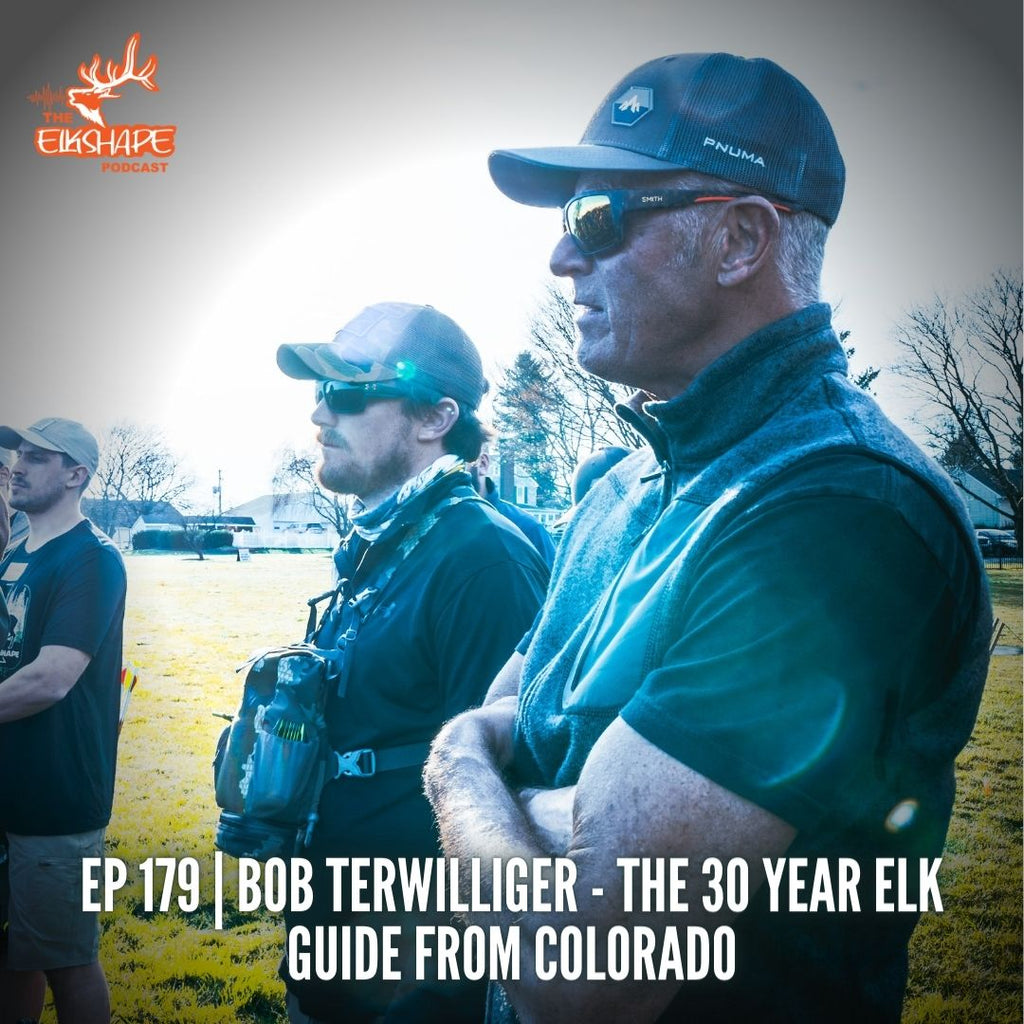 Bob Terwilliger - the 30 Year Elk Guide from Colorado